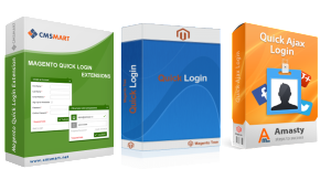 Magento Quick login by CMSmart