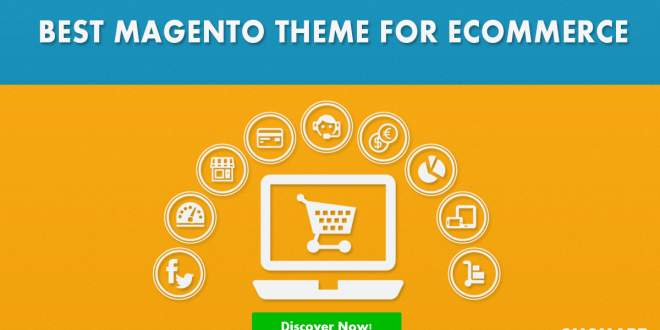 Choose the best Magento Theme for Ecommerce Website.