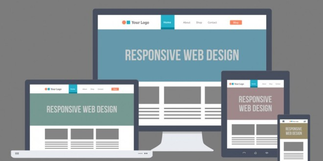 Advantages of Responsive Ecommerce Website Template bring to your business