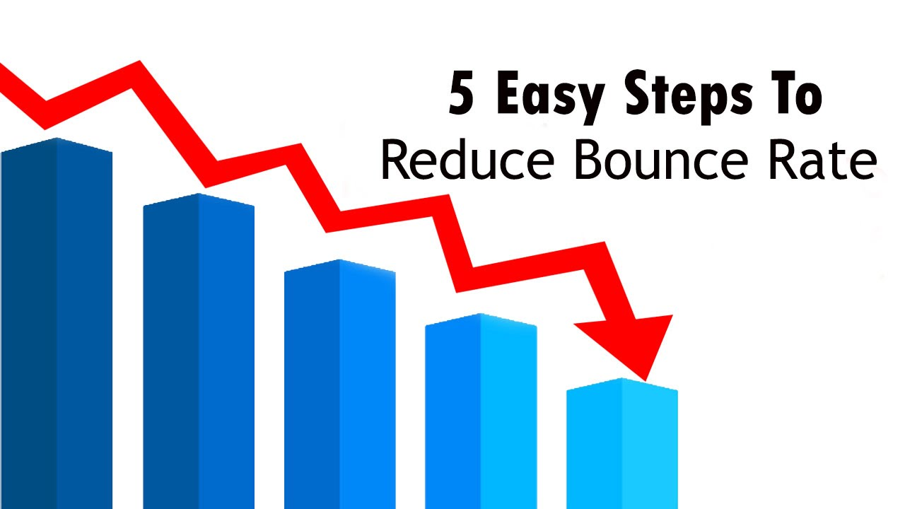 5 tips to reduce bounce rate on your web store