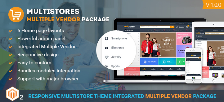 How to build a marketplace website like Amazon with Magento marketplace theme?